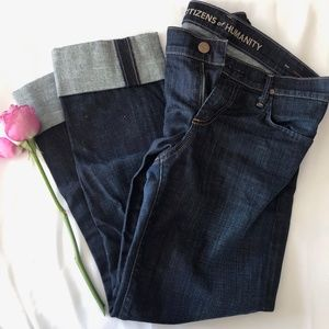 Citizens of Humanity Dani Jeans - Size 27